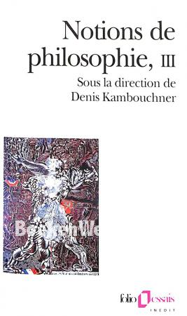 Notions de philosophie III