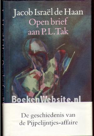 Open brief aan P.L. Tak