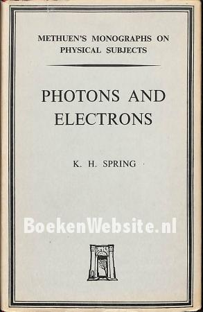 Photons and Electrons
