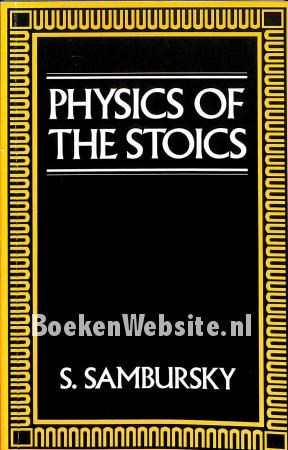 Physics of the Stoics
