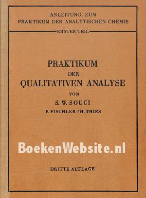 Praktikum der qualitativen Analyse