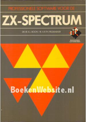 Professionele software voor de ZX Spectrum