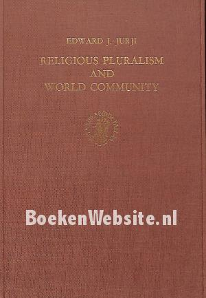 Religious Pluralism and World Community