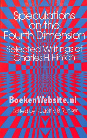 Speculations on the Fourth Dimension