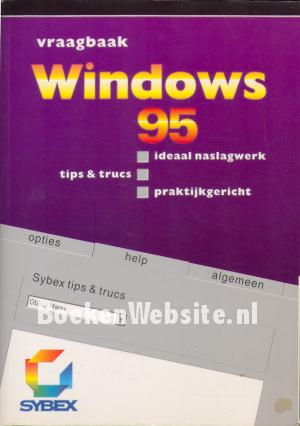 Vraagbaak Windows 95