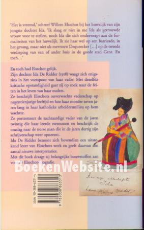 Willem Elsschot Mijn Vader Ida De Ridder Boeken Websitenl