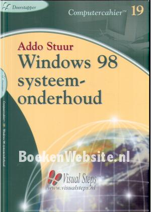 Windows 98 systeemonderhoud