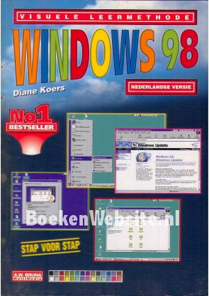 Windows 98 visuele leermethode