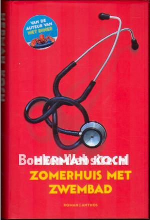Zomerhuis Met Zwembad.Zomerhuis Met Zwembad Herman Koch Boeken Website Nl
