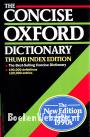 The Concise Oxford Dictionary
