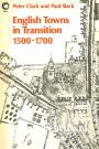 English Town in Transition 1500-1700