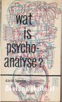 0806 Wat is psychoanalyse?