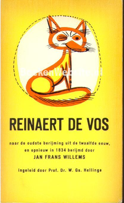 Citaten Uit Reinaert De Vos : Reinaert de vos jan frans willems boeken website