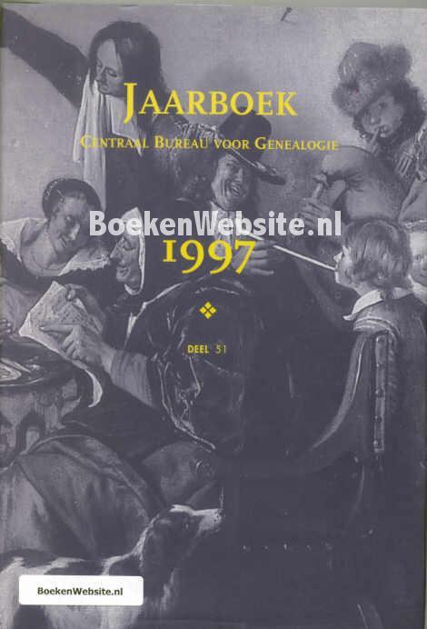 - Jaarboek CBG deel 51 1997