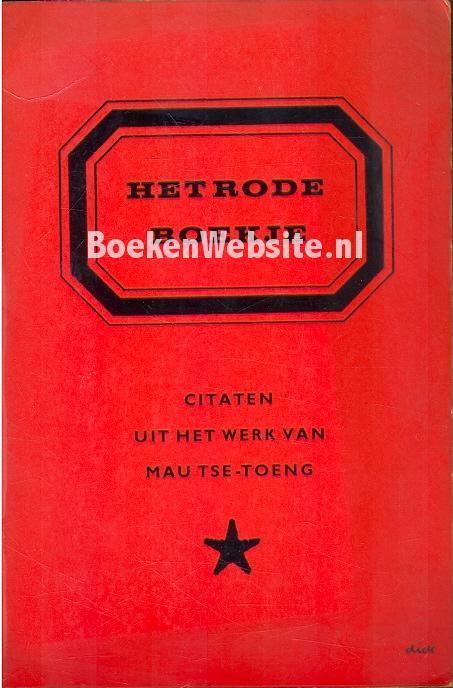 Citaten Politiek Z2 : Het rode boekje boeken website