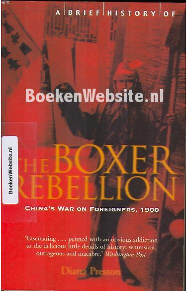A brief History of the Boxe...
