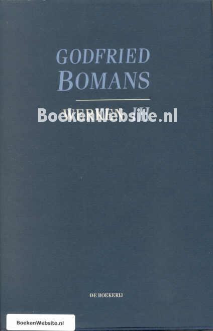 Godfried Bomans Werken 3 Godfried Bomans Boeken Websitenl