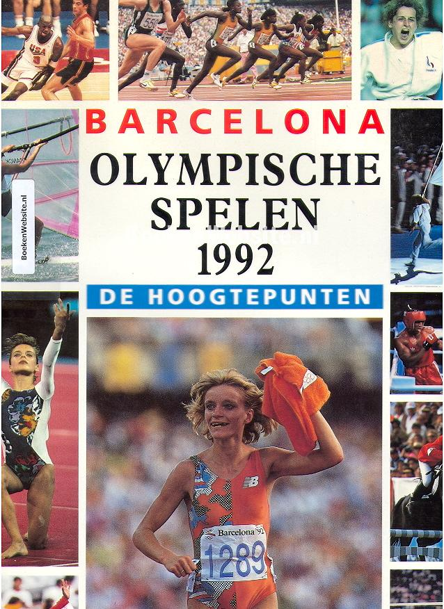 barcelona olympische spelen 1992 jerome bureau boeken. Black Bedroom Furniture Sets. Home Design Ideas