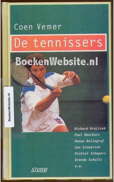Vemer, Coen - De tennissers