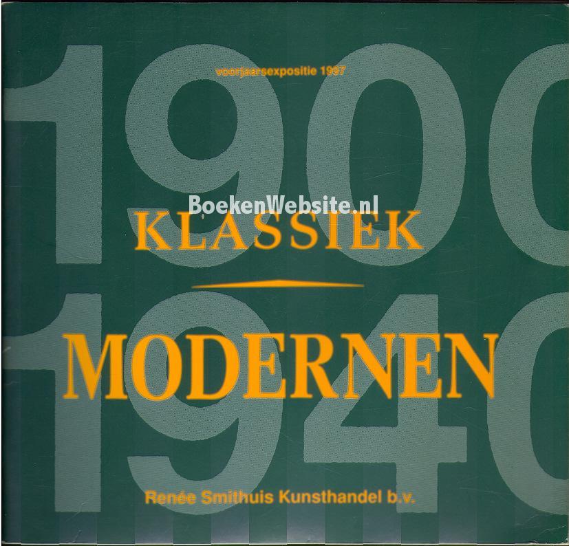 - 1900 / 1940 Klassiek Modernen 1997