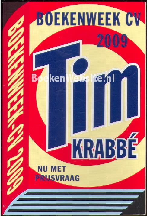 Krabbe, Tim - 2009 Boekenweek CV 2009