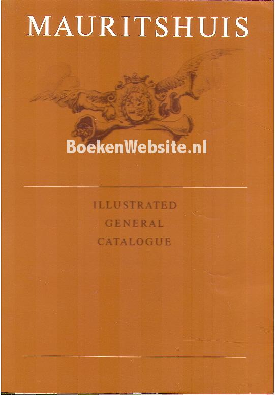 - Mauritshuis, Illustrated General Catalogue