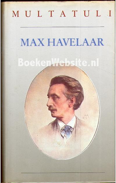 Max Havelaar Multatuli Boeken Website Nl