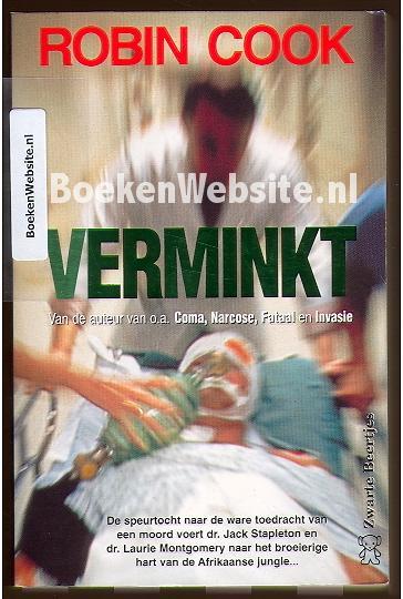 Verminkt, Robin Cook | Boeken Website.nl  Verminkt