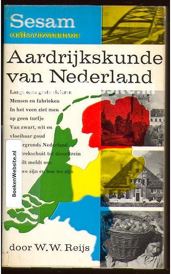 Reijs, W.W. - Aardrijkskunde van Nederland 2