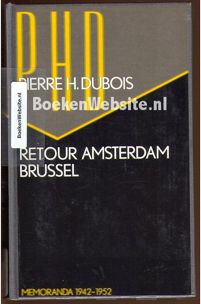 Dubois pierre h retour amsterdam for Retour amsterdam