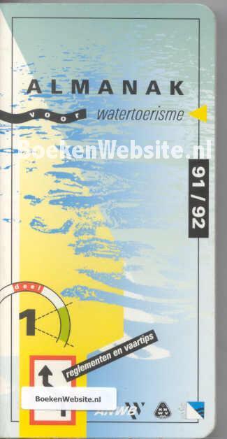 - Almanak voor watertoerisme 91/92 dl. 1