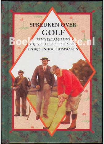 golf spreuken Spreuken over Golf, Helen Exley | Boeken Website.nl golf spreuken