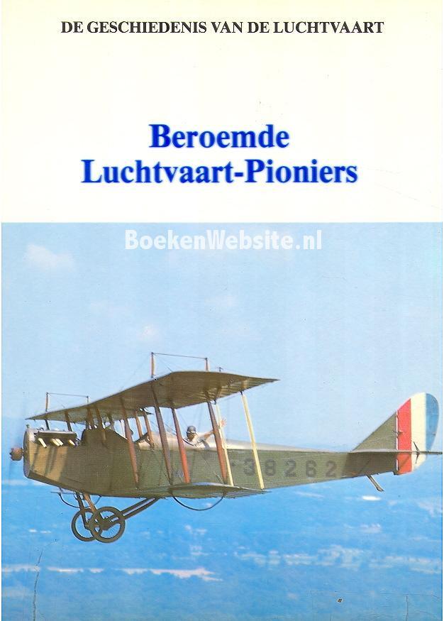 Robinson, Anthony - Beroemde Luchtvaartpioniers