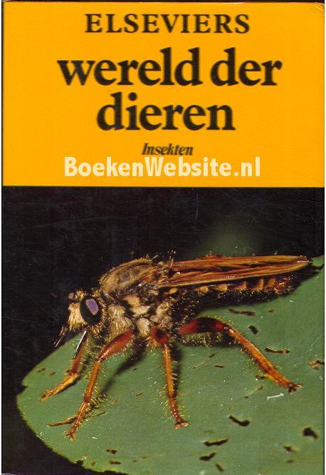 Wereld der dieren insekten a b kolts boeken - Mand linnen huis van de wereld ...