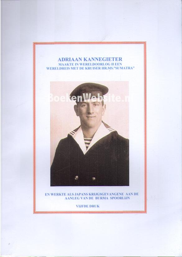 Kannegieter, A. Sr. - Adriaan Kannegieter