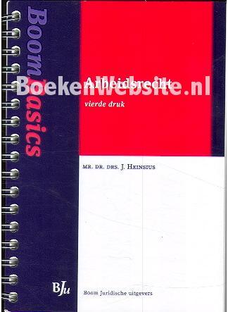 Heinsius, J. - Arbeidsrecht