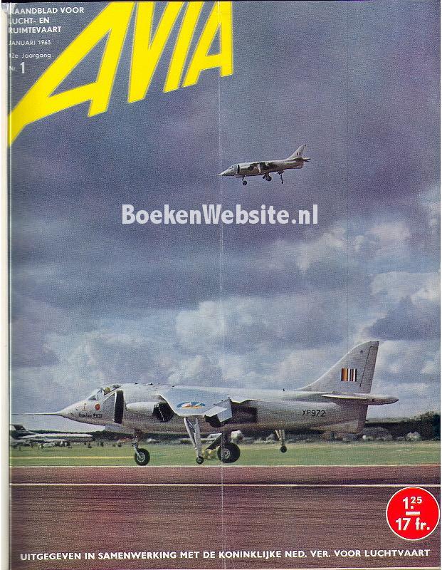 - Avia, jaargang 1963
