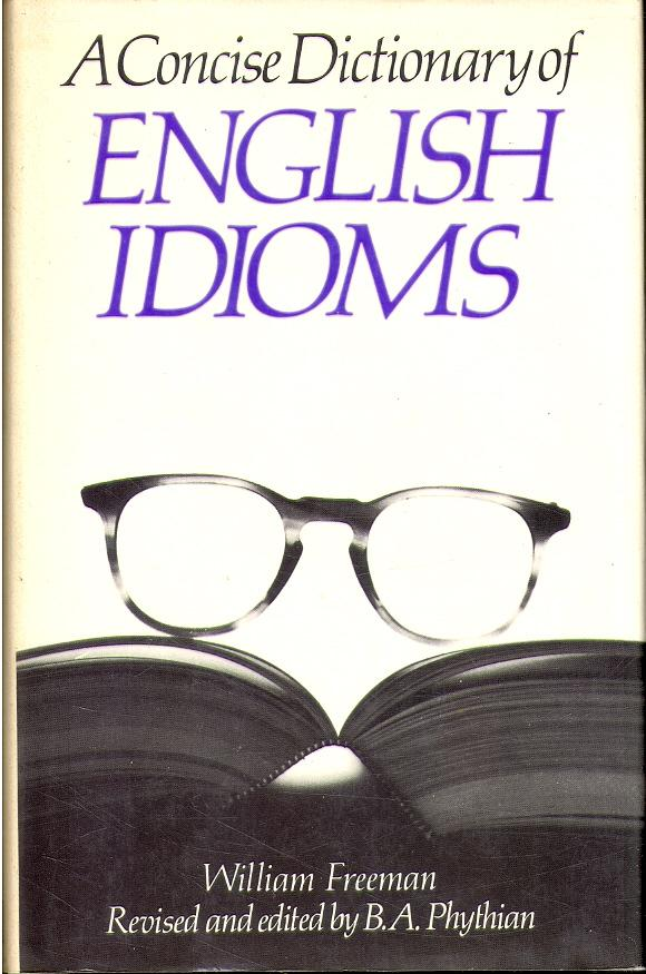 A Concise Dictionary of Eng...
