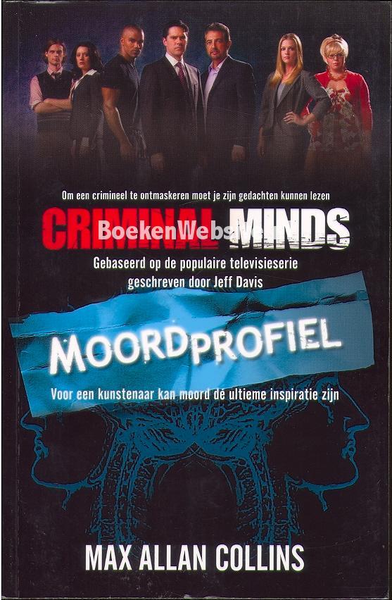 Citaten Uit Criminal Minds : Criminal minds moordprofiel max allan collins boeken
