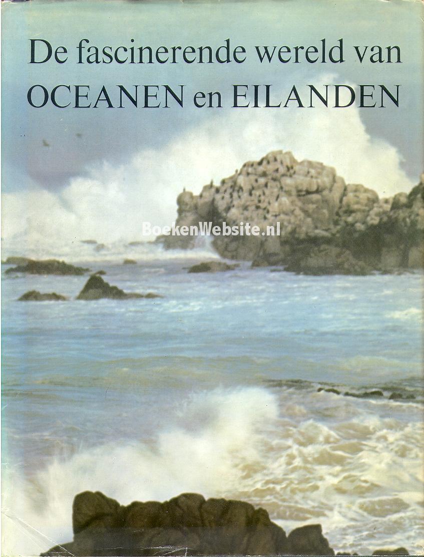 De fascinerende wereld van oceanen en eilanden boeken - Mand linnen huis van de wereld ...