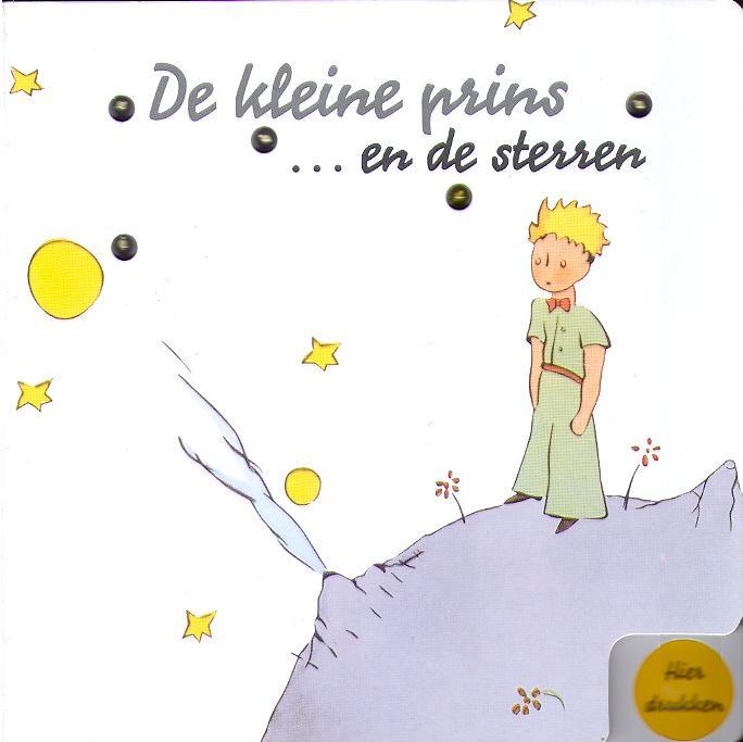 Citaten Kleine Prins : De kleine prins en sterren antoine saint exupery