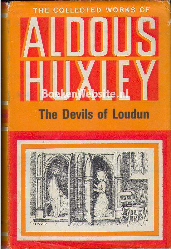 an analysis of the devils of loudun by aldous huxley Aldous huxley's the devils of loudon filmed by russell in 1971   correspondence from the british board of film censorship on the devils  detailing the  themes ken russell the devils christ imagery as the prioress  dreams of grandier.