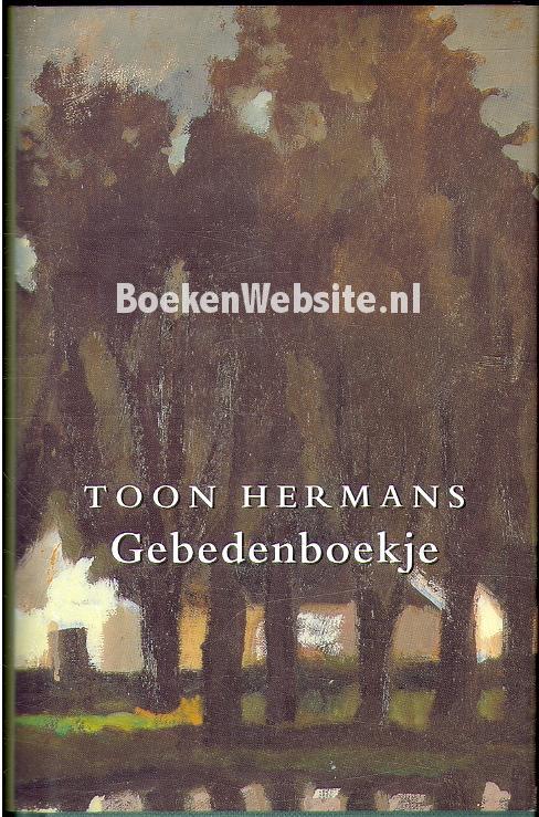 Hermans, Toon - Gebedenboekje