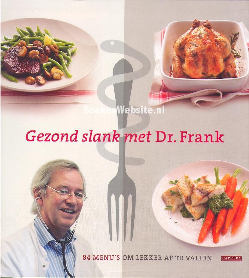 Berkum, Frank van - Gezond slank met Dr. Frank