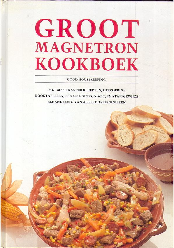 Het magnetron receptenboek