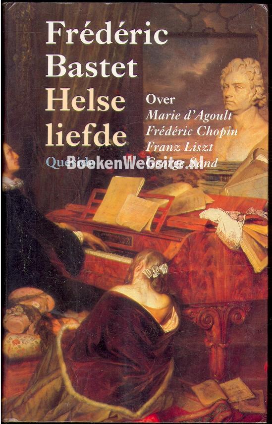 Citaten Frederic Bastet : Helse liefde frederic bastet boeken website