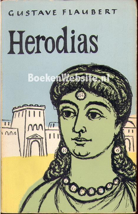 Flaubert, Gustave - Herodias