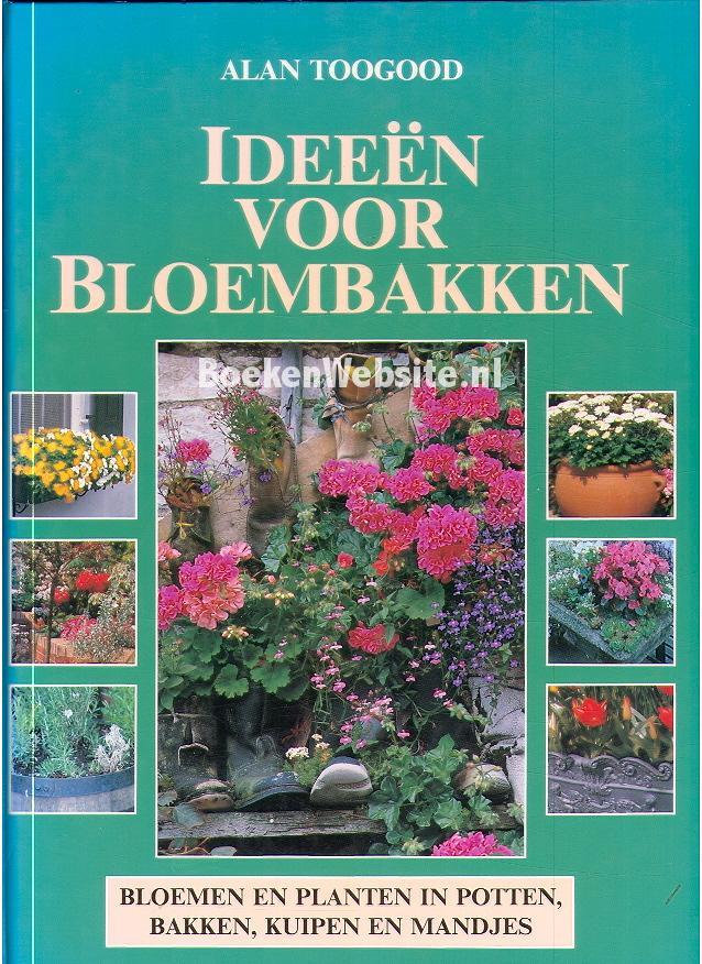 Boekwinkeltjes.nl - Toogood, Alan - Ideeen voor Bloembakken