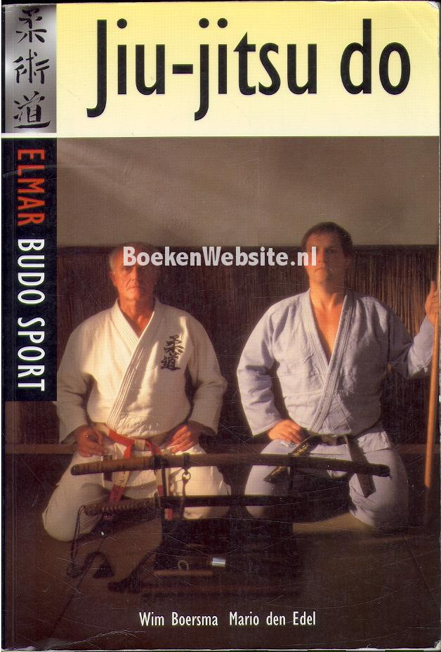 Boersma, Wim - Jiu-jitsu do