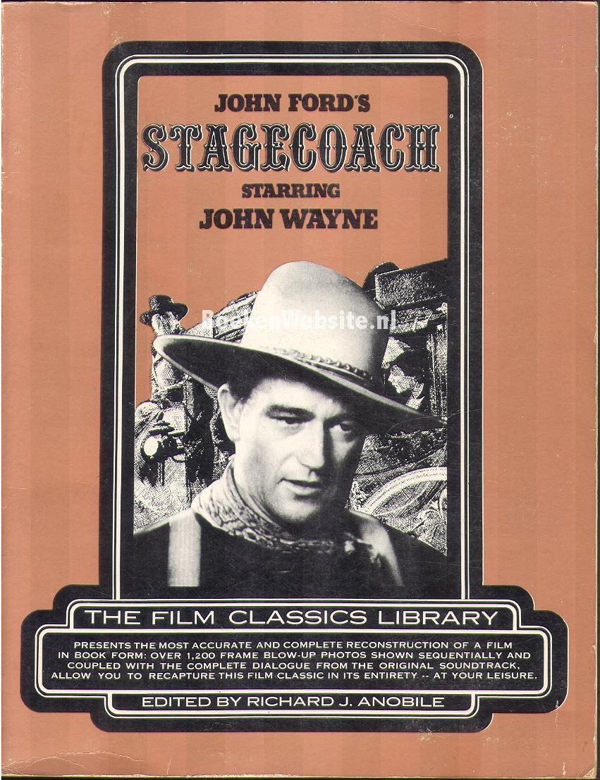john ford s authorship in stagecoach After investigating ford in more depth, it became clear that he was unique from other directors, because of many things for example, he frequently used the beautiful 'monument valley', utah, usa as a backdrop and location for numerous films which he directed the popular stagecoach (1939) being one of many.